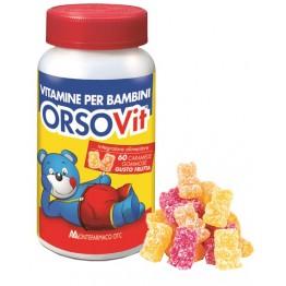 Orsovit Caram Gomm S/glut 60pz