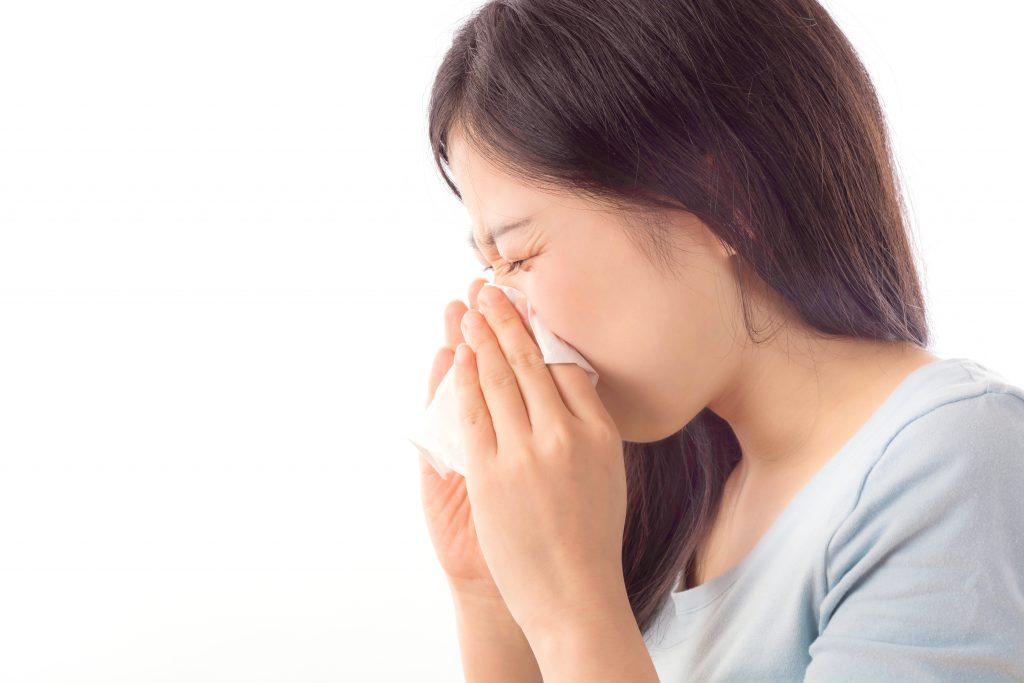 sintomi allergia