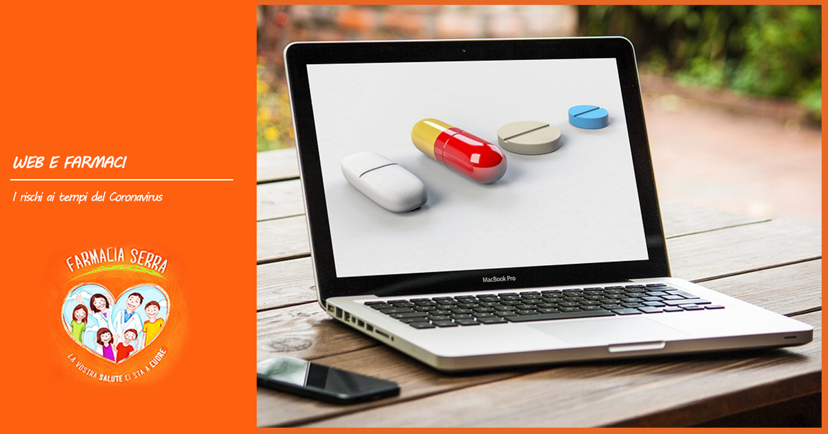 web e farmaci