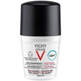 Vichy Deodorante Minerale Homme Roll-on 50ml