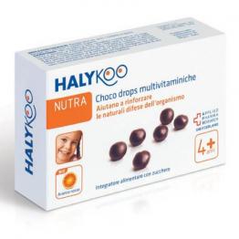Halykoo Choco Drops Multivit