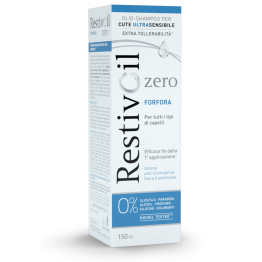 Restivoil Zero Shanpoo Anti-Forfora 150ml