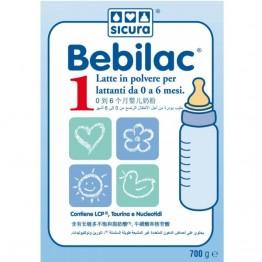 Bebilac 1 Latte Polv 700g