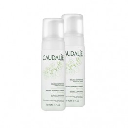 Caudalie Duo Mousse Netttoyante150 ml x 2