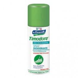 Timodore Deodorante Piedi Calzature Spray 150ml