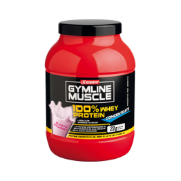 Gymline 100% Whey Concentrate Fragola