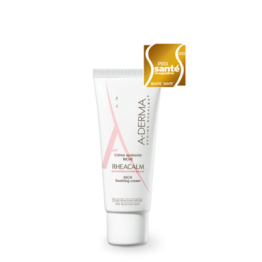 Aderma Rheacalm Crema Lenitiva Ricca Pelle/fragile 40 ml