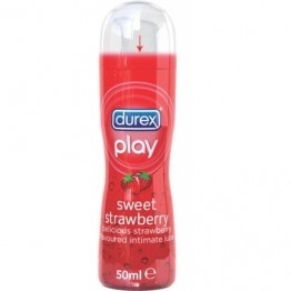 Durex Play Gel Lubrificante Sweet Strawberry
