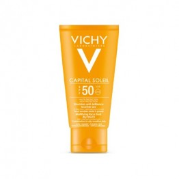 Vichy Ideal Soleil Dry Touch Emuls Anti-Lucidità Spf50