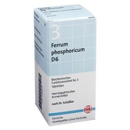 Dr. Schussler Sali 3 Ferrum Phosphoricum 6dh 200cpr