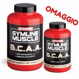 Gymline Muscle Bcaa 300+120cps