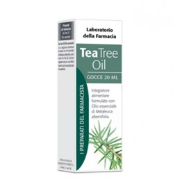 Ldf Teatree Oil Gtt 20ml