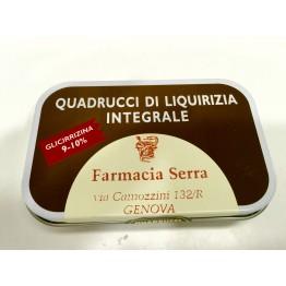 Quadrucci Liquir Int 50g