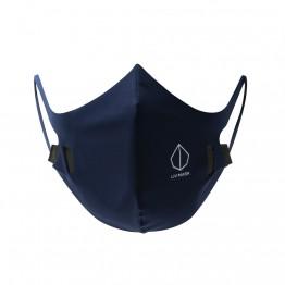 Liv Mask M2 Mascherina antibatterica riutilizzabile blu Navy