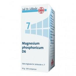 Dr. Schussler Sali 7 Magnesium Phosphoricum 6dh 200cpr