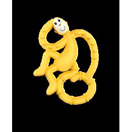 Monkey Danzante Massaggia Gengive Giallo