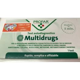 Profar Test Multi droghe 1 test
