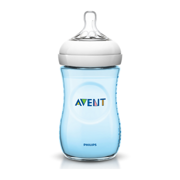 Avent Biberon Natural  260ml Maschio