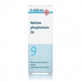 Dr. Schussler Sali 9 Natrium Phosphoricum 6dh 200cpr
