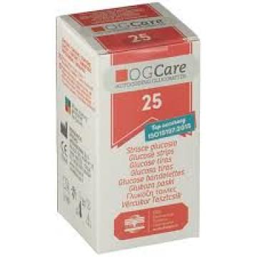 Ogcare strisce Glicemia 25str