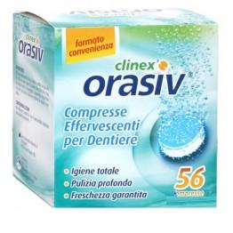 Orasiv Clinex 56cpr Effervescenti