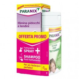 Paranix Promo Spray+shampo Anti-Pidocchi