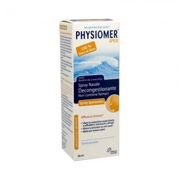 Physiomer Iper Spray Decongestionante Nasale 20ml