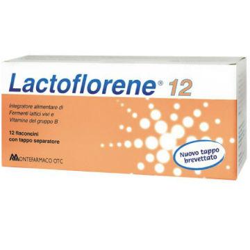 Lactoflorene Plus 12 flaconi