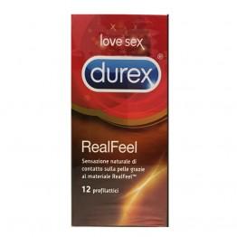 Durex RealFeel Ultra Sottili 12 Pz