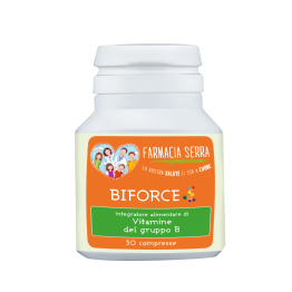Biforce Complesso Vitamine B 30cpr