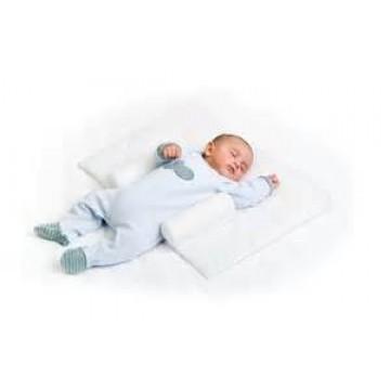 Supporto schiena neonato lettino
