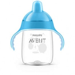Avent Tazza  C/bec Dec Az  340ml