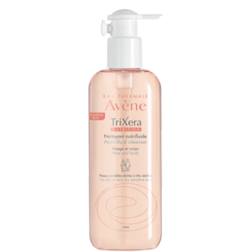 Avene Trixera Nutrition Gel Detergente 400ml