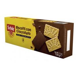 Schar Biscotti Cioccolato 150g
