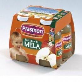 Plasmon Bebifrutt Mela125mlx4p