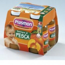 Plasmon Bebifrutt Pes 125mlx4p