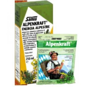 Alpenkraft Ton Erbe Alpine 250