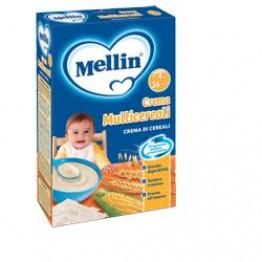 Mellin Crema Multicereali 250g