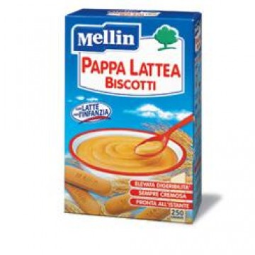 Mellin Pappa Latte Bisc250g Nf