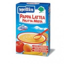 Mellin Pappa Latte Fru 250g Nf