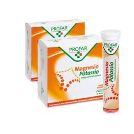 Magnesio Potassio 20cpr Profar