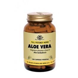 Aloe Vera 100vegicps