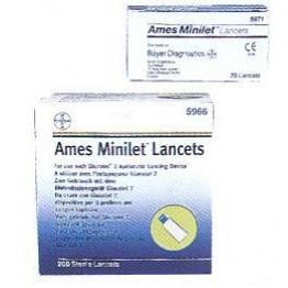Ames Minilet Lancet 200pz