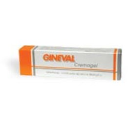 Gineval Cremagel 30g