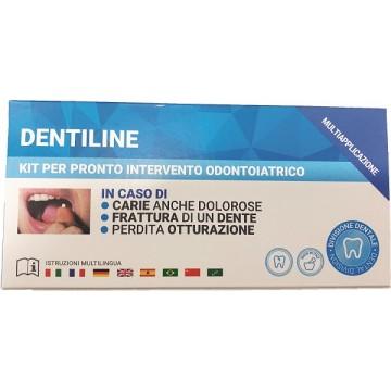 Dentiline Pasta 2g + Liq 1g