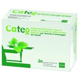 Categ Estratto The Verde 30cps