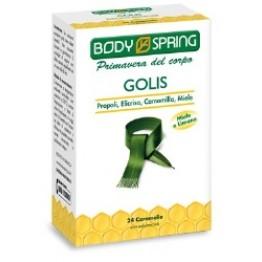 Body Spring Golis Caram 24pz