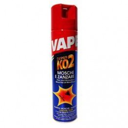 Vape Super Ko2 Mosche/zanzare