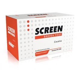 Screen Droga Test Cocaina