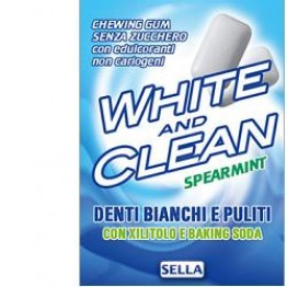 White And Clean Chewing Gum 28
